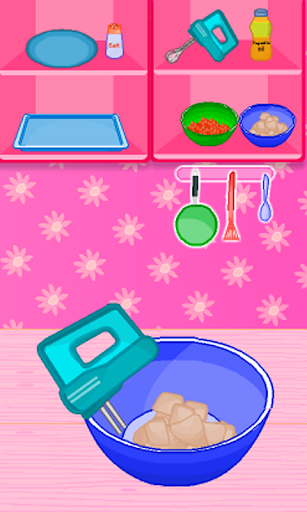 Mini Fish Cakes Cooking Game 8.0.1 screenshots 3