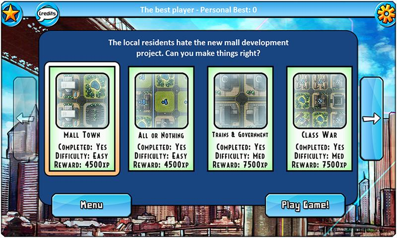 MegaCity – Xperia exclusive- screenshot