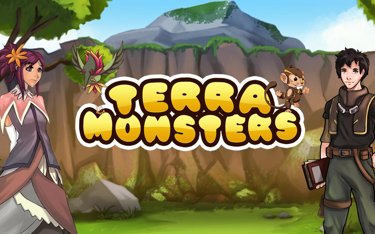 Terra Monsters - screenshot
