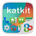 Katkit GO Launcher Theme icon