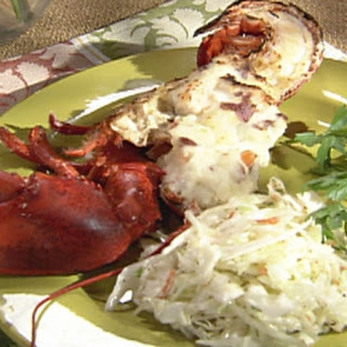 Whole Steamed Lobster.