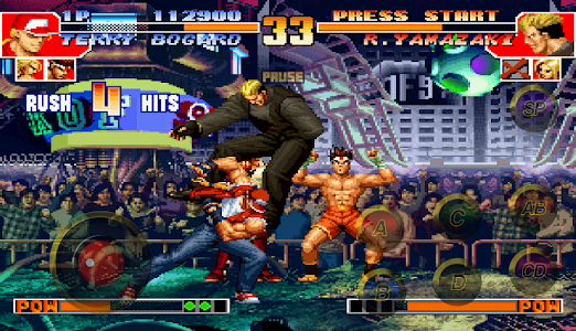 THE KING OF FIGHTERS '97 v1.2