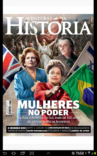 Revista Aventuras na História