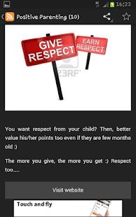 Positive Parenting screenshot