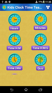 玩教育App|Clock Time Reading for Kids免費|APP試玩