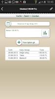 Screenshot of HesapKitap