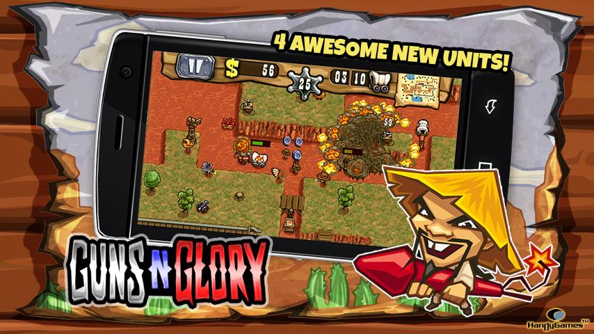Guns'n'Glory v1.7.2 (Unlocked) Immagini