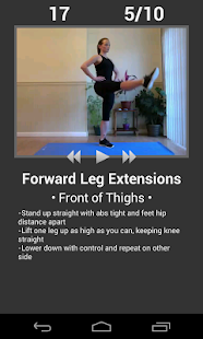 Daily Leg Workout- screenshot thumbnail