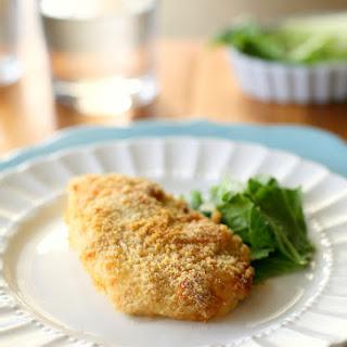 Baked Parmesan Caesar Chicken