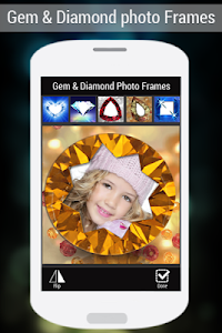 Gem & Diamond Photo Frames screenshot 8