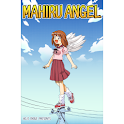 Mahiru Angel(English) logo