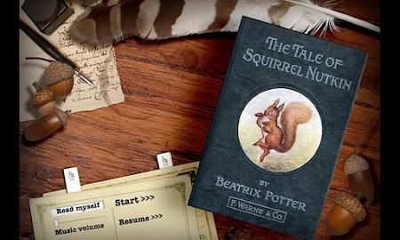 PopOut!Tale of Squirrel Nutkin Screenshot 1