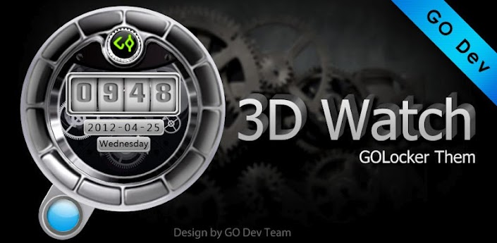 3D Watch GO Locker Theme apk