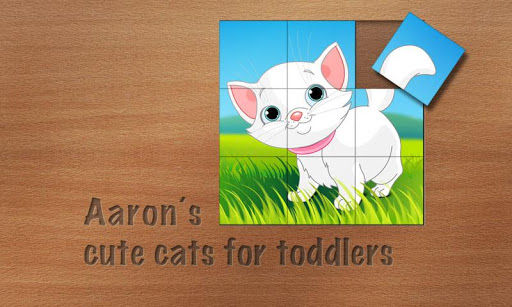 Aaron's cute cats for toddlers