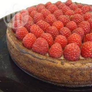Chocoladecheesecake met Baileys
