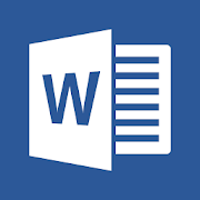 Icon Microsoft Word