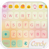Candy Color Emoji Keyboard