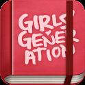 2012 Girls' Generation Diary logo