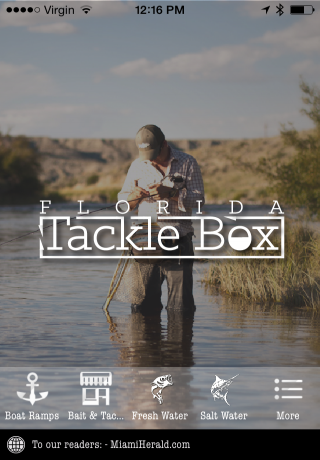 Florida Tackle Box