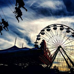 Fair, fair by Todd Reynolds - City,  Street & Park  Amusement Parks (  )