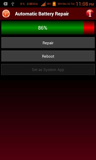 Automatic Battery Repair