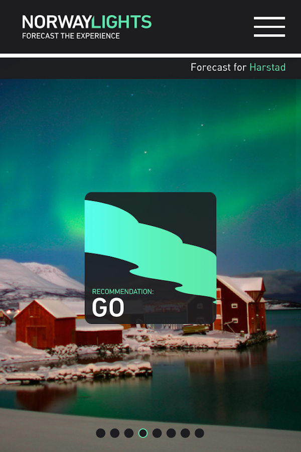 Norway Lights - screenshot
