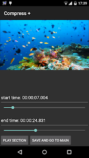 Video Compress + Pro Screenshot