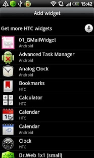 Gmail Widget - screenshot thumbnail