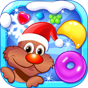 Candy Line Xmas for PC and MAC