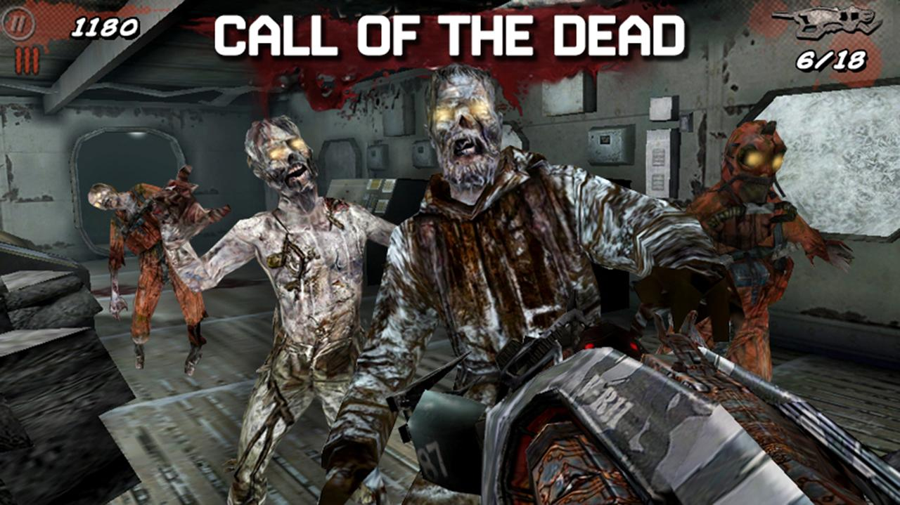 Call of Duty Black Ops Zombies- screenshot