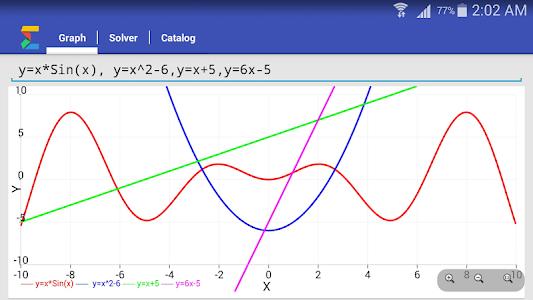 Math Solver v3.5.10