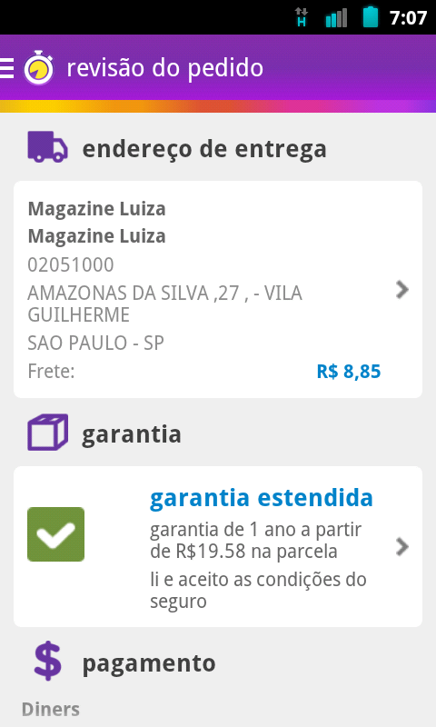 Clube da Lu - screenshot