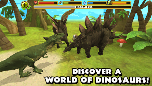 Jurassic Life: T Rex Simulator v1.1