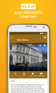 Sevilla Travel Guide - screenshot thumbnail
