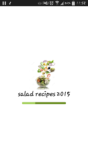 salad recipes 2015 - screenshot thumbnail