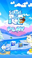 Screenshot of Slice the Ice
