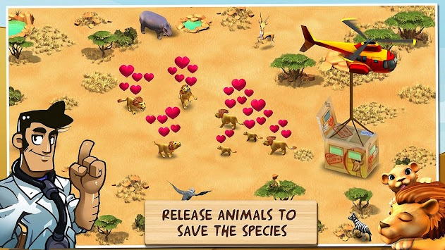 Wonder Zoo - Animal rescue ! apk screenshot