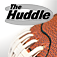 The Huddle Fantasy Football logo