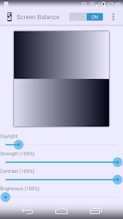 Screen Balance - náhled