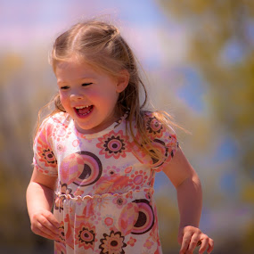 Exuberance by Steve Densley - Babies & Children Children Candids ( playing, child, laughing, playground, laugh, playful, play, children, kids, laughter, playtime, kid,  )