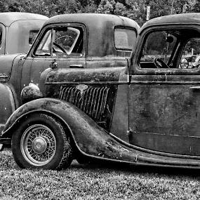 by Cheryl Hudnall Kincaid - Transportation Automobiles