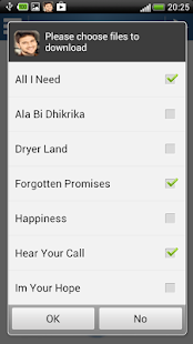 Sami Yusuf - song & Ringtone - screenshot thumbnail