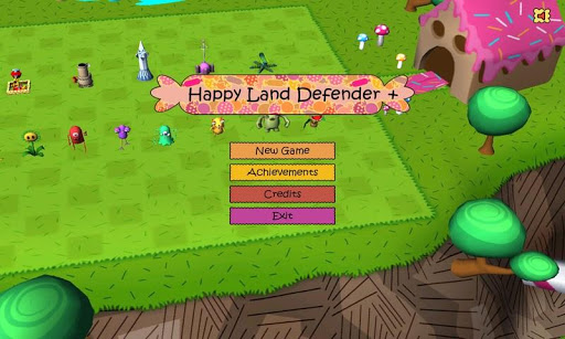 Happy Land Defender+ Free