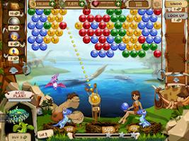 Screenshot of Bubble Age