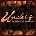 咖啡大叔 logo