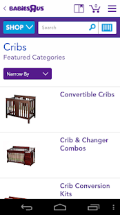 "Babies""R""Us Shopping - screenshot thumbnail"