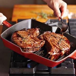 Bone-in Rib-Eye Steaks