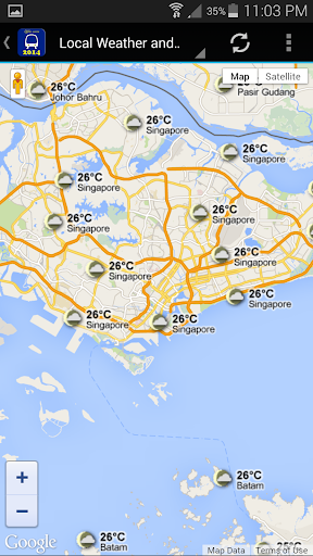 新加坡地鐵地圖