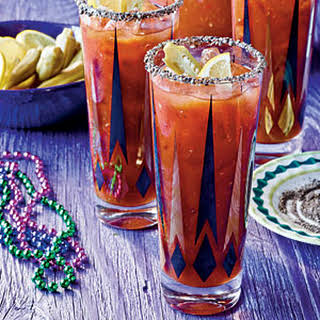 Cajun Bloody Mary.