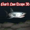 Shark Cave 3D logo